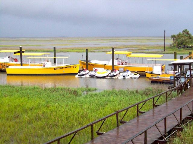 Boats on Tybee (Eat Me. Drink Me.)