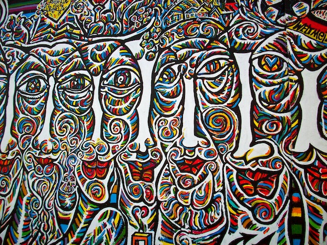 East Side Gallery (Eat Me. Drink Me.)