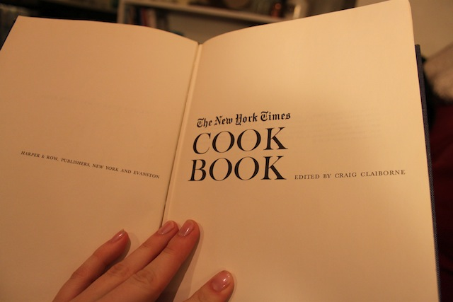 The cook book (Eat Me. Drink Me.)