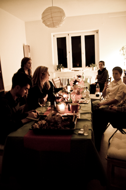 Thanksgiving, Berlin (Eat Me. Drink Me.)
