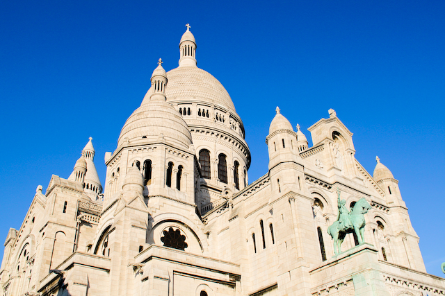 Sacre Coeur, Paris (Eat Me. Drink Me.)