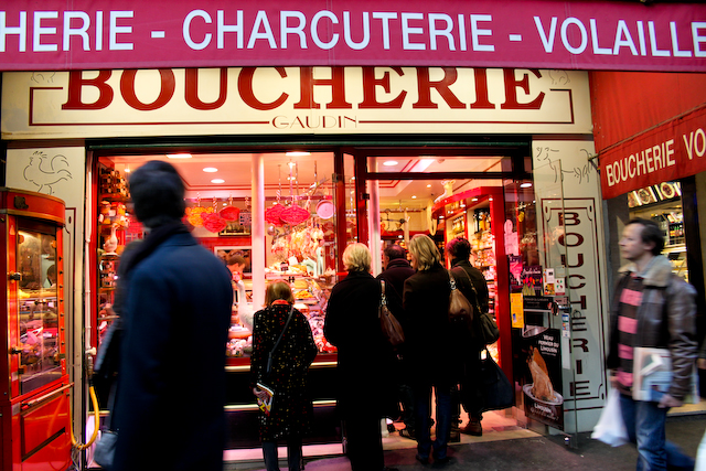 Boucherie in Montmartre, Paris (Eat Me. Drink Me.)