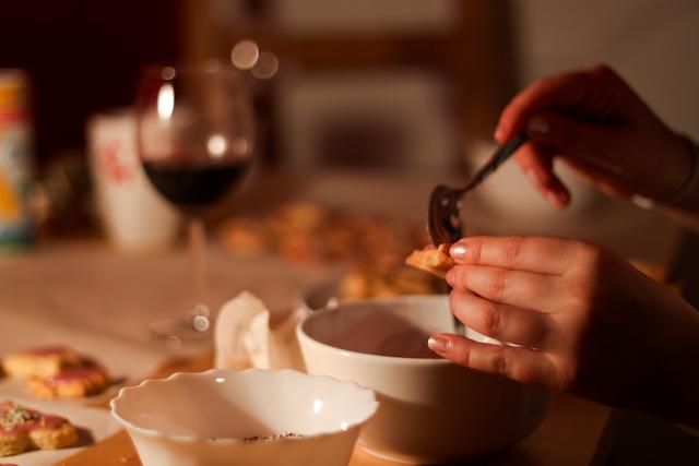 Glühwein Guss (Eat Me. Drink Me)