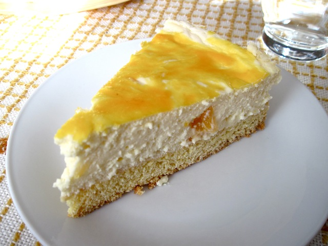 German cheesecake (Eat Me. Drink Me.)