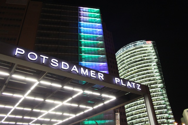 Potsdamer Platz (Eat Me. Drink Me.)