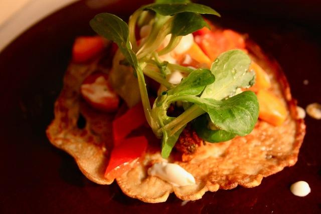 Bulgarian crepe tacos (Eat Me. Drink Me.)