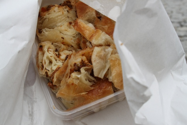 börek with meat (Eat Me. Drink Me.)