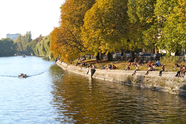 Berlin canal (Eat Me. Drink Me.)