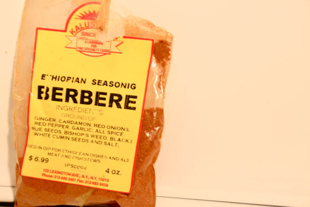 Berbere (Eat Me. Drink Me.)