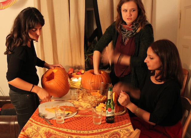 pumpkin party (Eat Me. Drink Me.)
