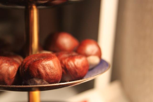 chestnuts (Eat Me. Drink Me.)