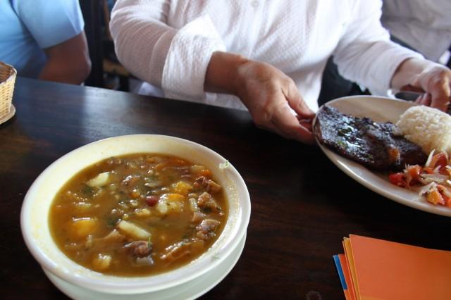 Colombian mute santandereano (Eat Me. Drink Me)