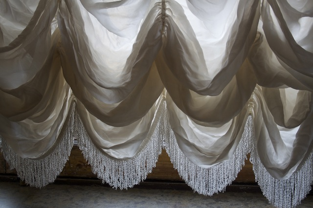 Curtains in the Hermitage (Eat Me. Drink Me.)