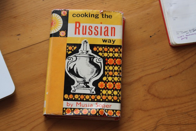 Cooking the Russian Way (Eat Me. Drink Me.)