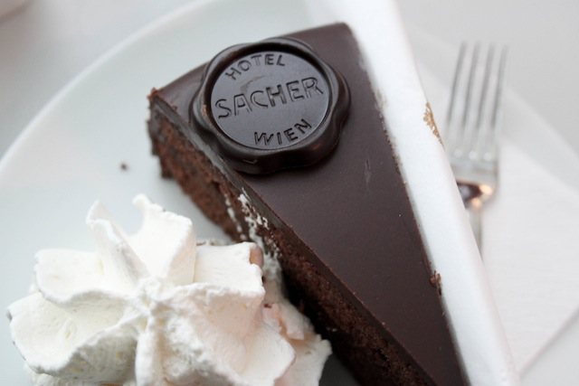 Sachertorte (Eat Me. Drink Me.)