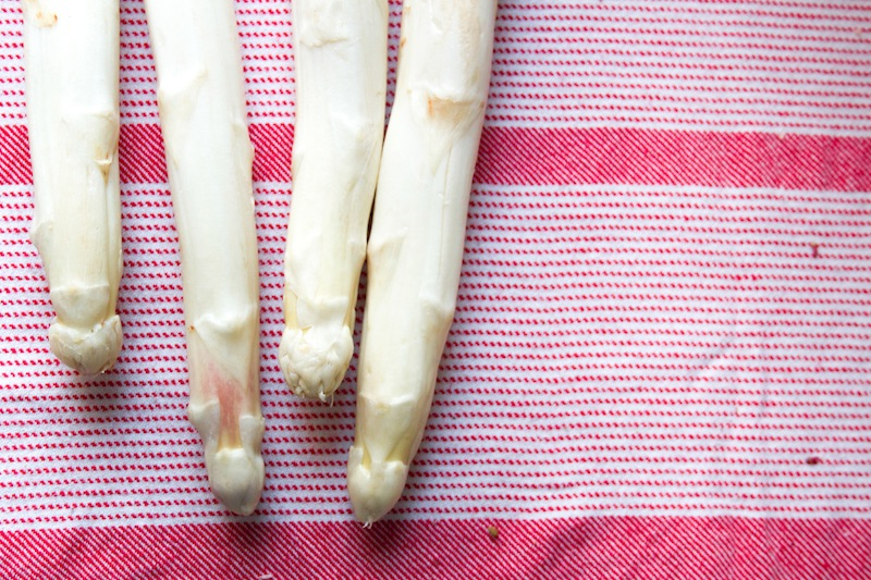 White asparagus (Eat Me. Drink Me.)
