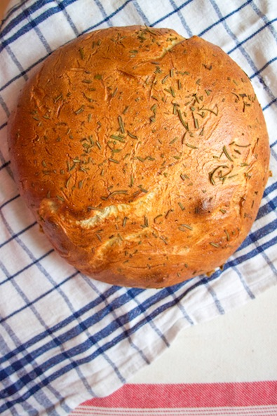 Homemade bread (Eat Me. Drink Me.)