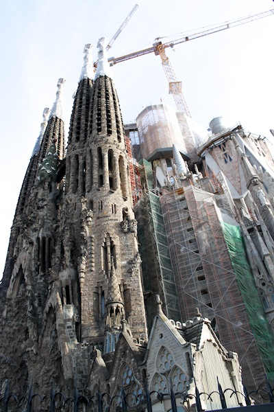La Sagrada Familia (Eat Me. Drink Me.)