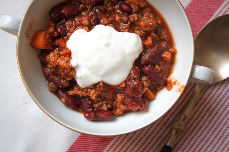 Coffee and chocolate chili con carne recipe (Eat Me. Drink Me.)
