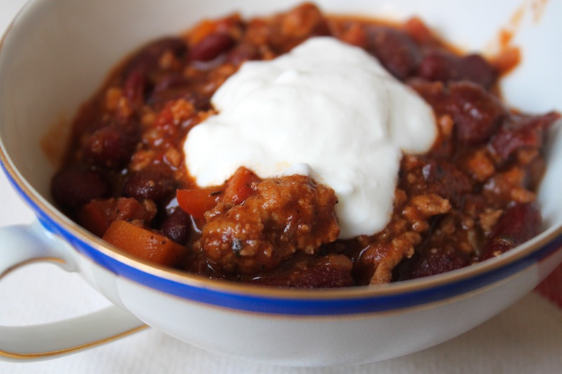 Chili con carne (Eat Me. Drink Me.)