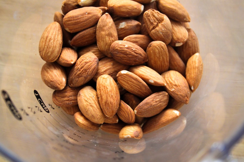 Whole almonds (Eat Me. Drink Me.)