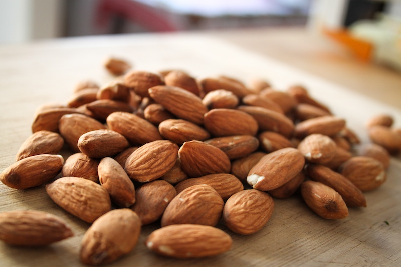 Almonds (Eat Me. Drink Me.)