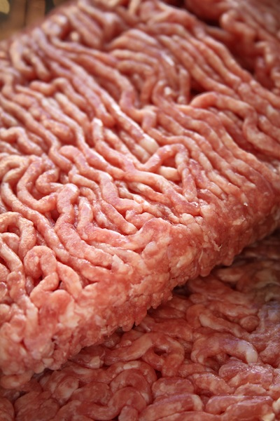 Ground beef (Eat Me. Drink Me.)