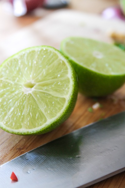 Limes (Eat Me. Drink Me.)