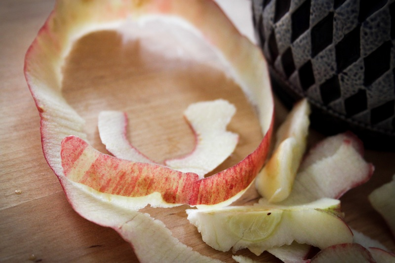 Apple peel (Eat Me. Drink Me.)