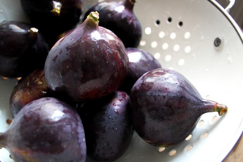 Fresh figs (Eat Me. Drink Me.)