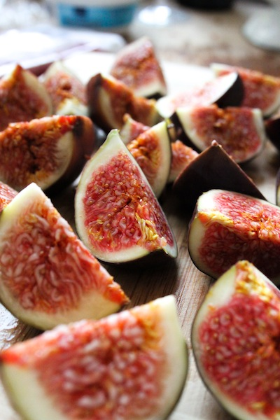 Sliced figs (Eat Me. Drink Me.)