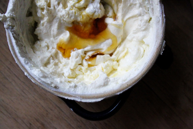Honey and goat cheese (Eat Me. Drink Me.)