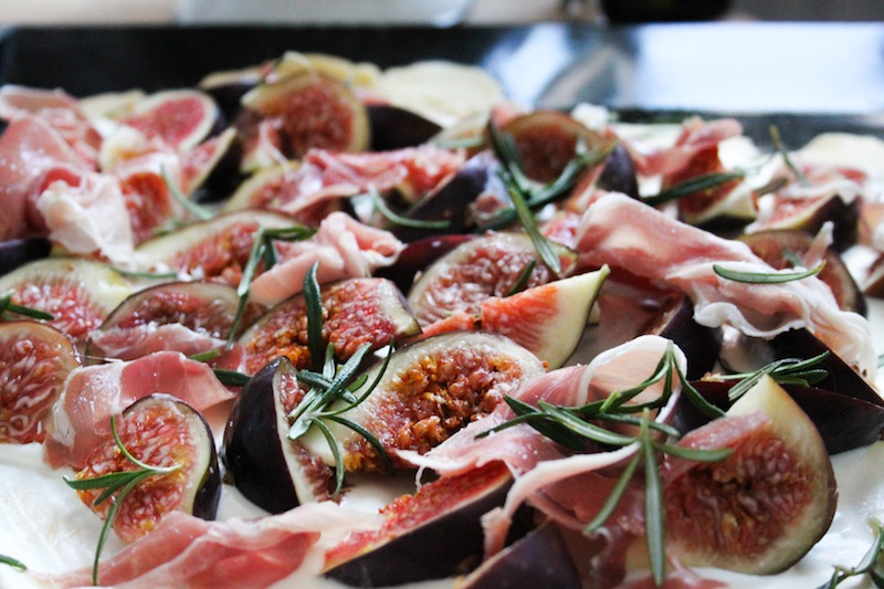 Savory fig galette recipe (Eat Me. Drink Me.)