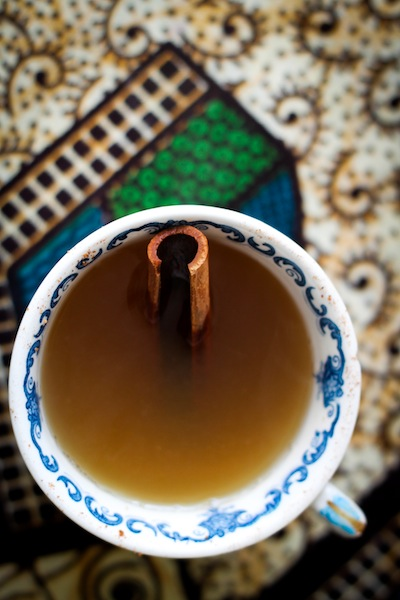 Bourbon hot toddy recipe (Eat Me. Drink Me.)