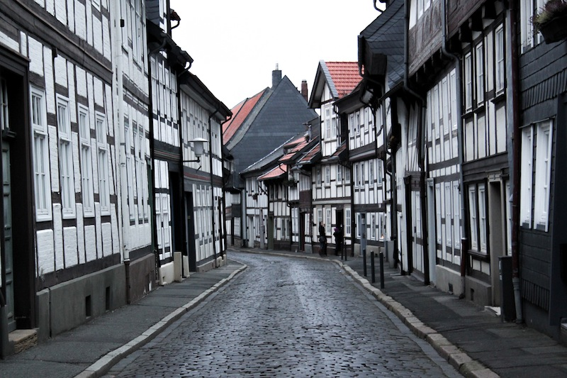A little German town (Eat Me. Drink Me.)