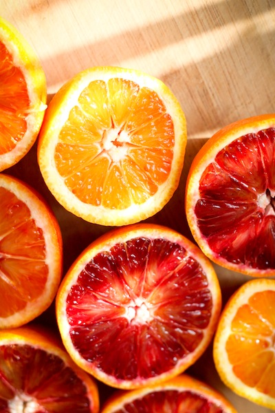 Blood oranges (Eat Me. Drink Me.)