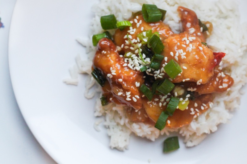 General Tso's Chicken (Eat Me. Drink Me.)