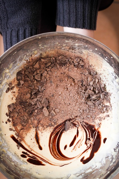 brownie cupcake batter (Eat Me. Drink Me.)
