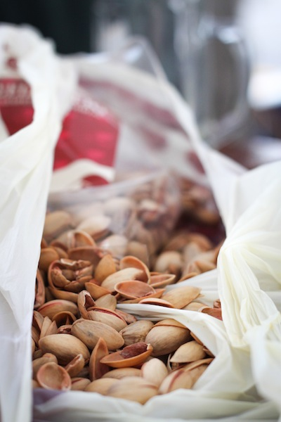 Pistachios from Aegina (Eat Me. Drink Me.)