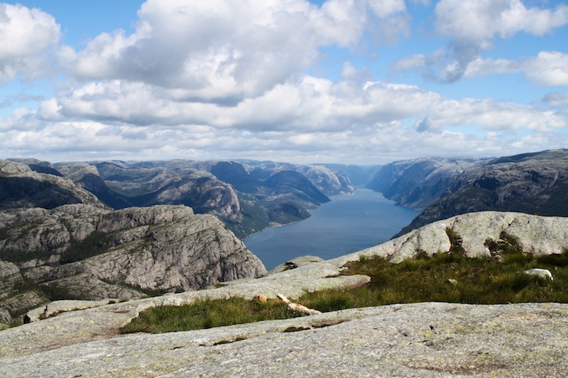 Lysefjord, Norway (Eat Me. Drink Me.)