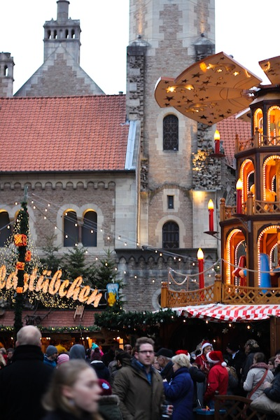A German Christmas market (Eat Me. Drink Me.)