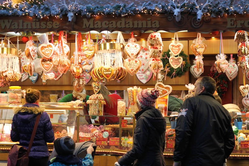 Christmas market in Braunschweig (Eat Me. Drink Me.)