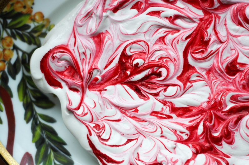 Peppermint marshmallows (Eat Me. Drink Me.)
