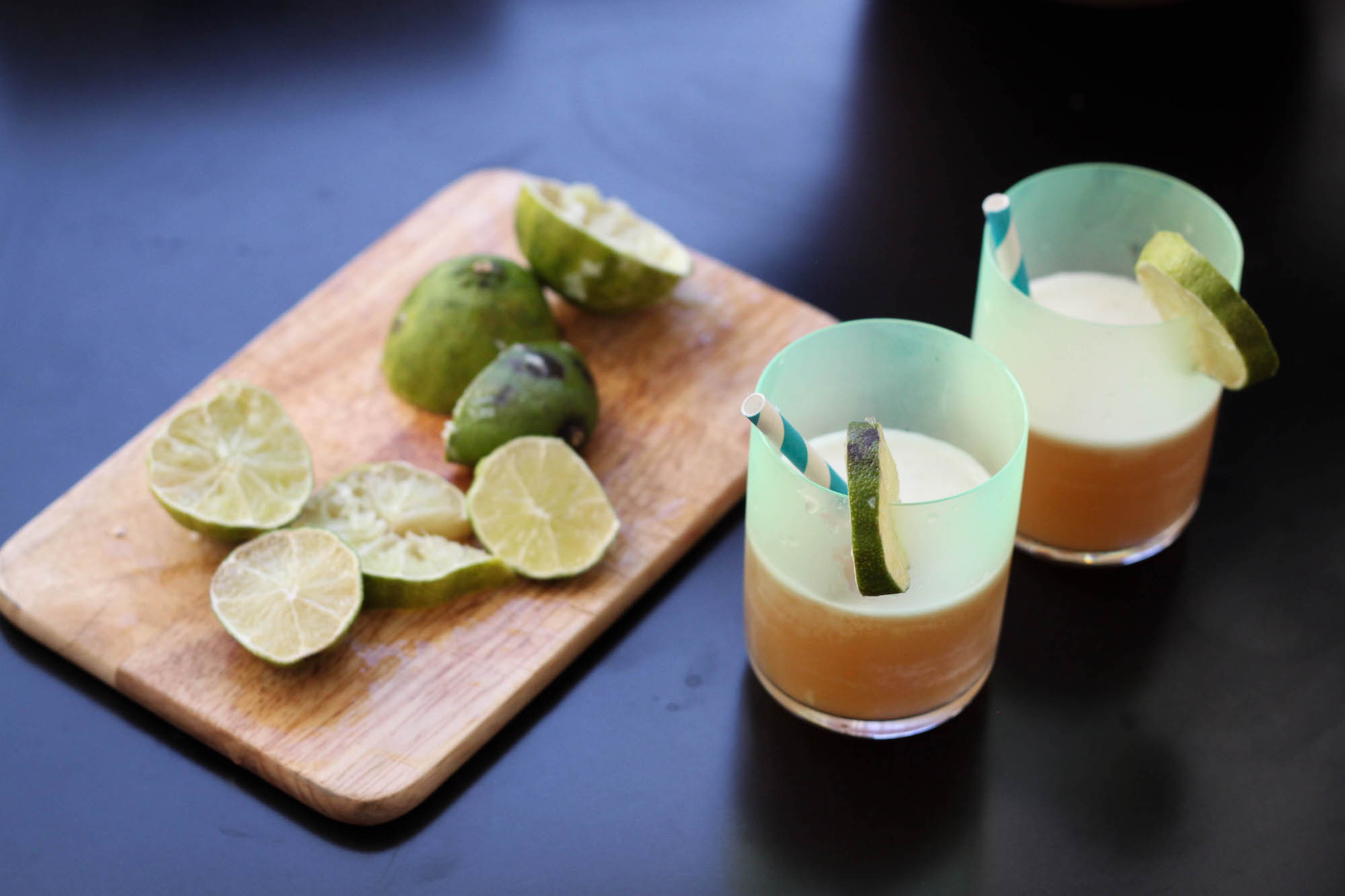Pineapple Mai Tai Recipe (Eat Me. Drink Me.)