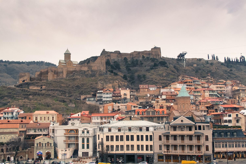 Narikala Fortress, Tbilisi (Eat Me. Drink Me.)