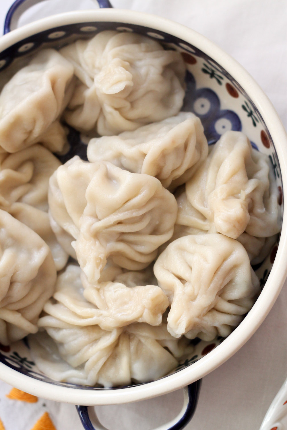 Homemade khinkali, or Georgian soup dumplings (Eat Me. Drink Me.)