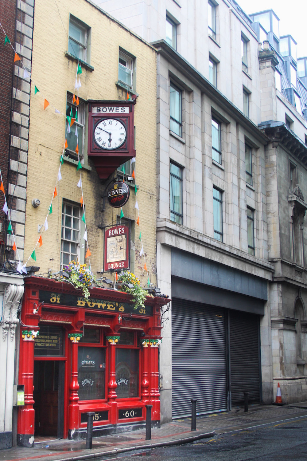 Just another pub in Dublin (Eat Me. Drink Me.)