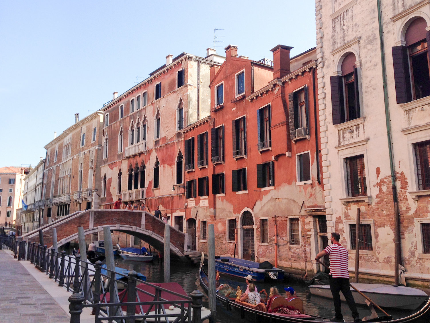 The streets of Venice (Eat Me. Drink Me.)