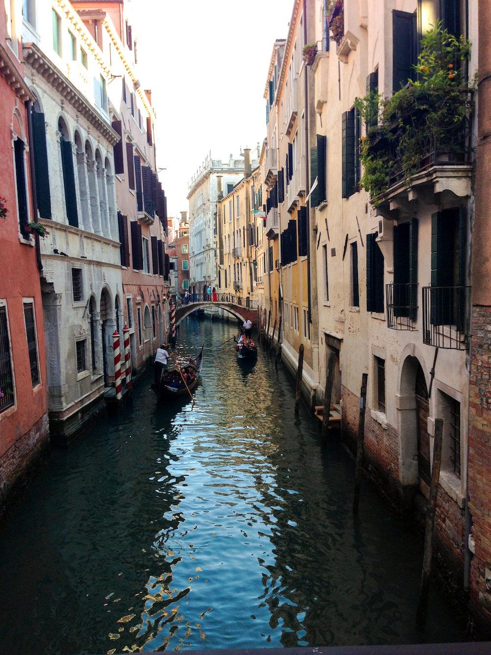 Venetian canal (Eat Me. Drink Me.)