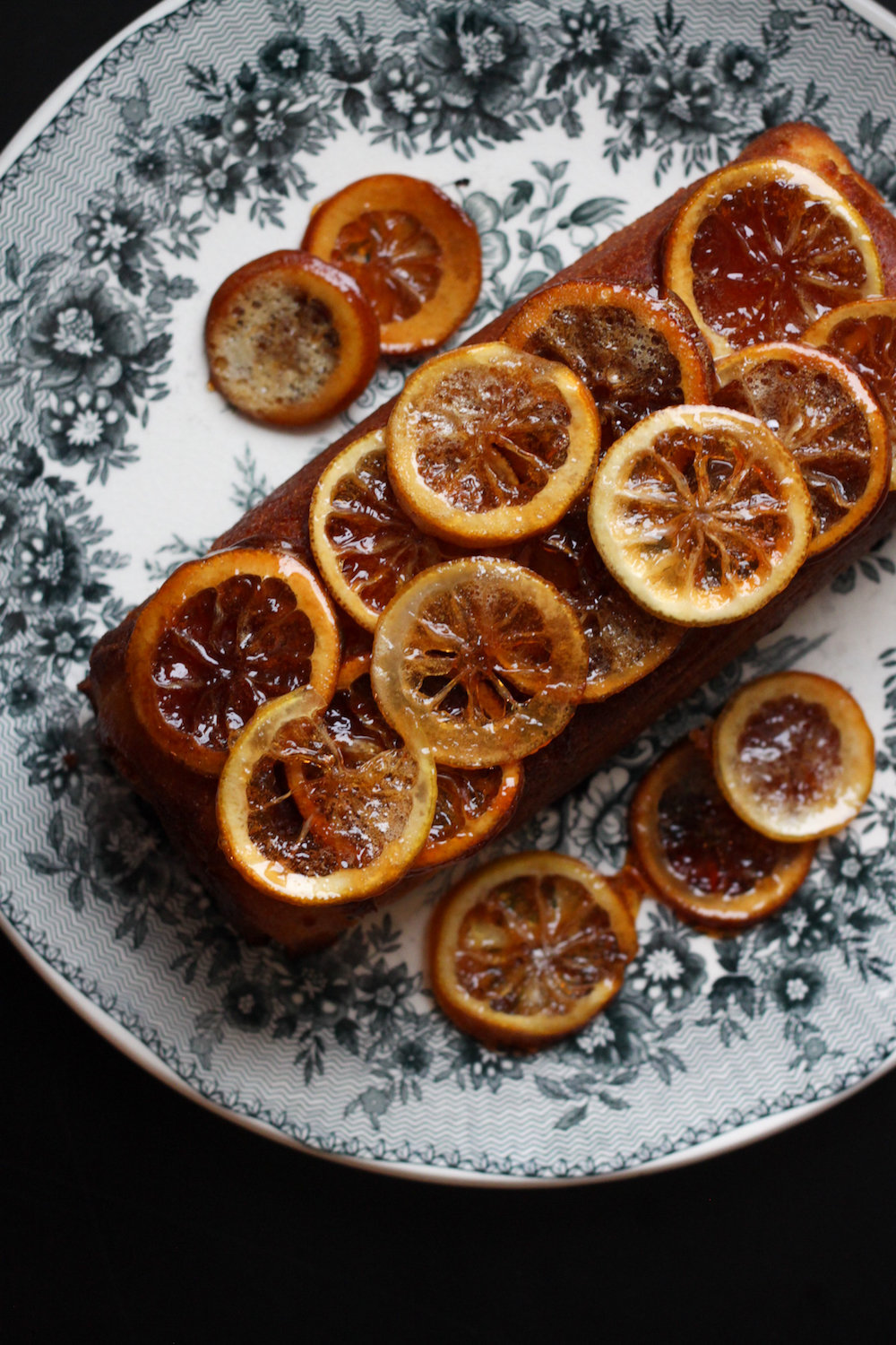 Lemon cake with candied lemons recipe (Eat Me. Drink Me.)